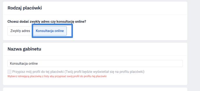 Mój profil - Edytuj adres i cenę - Google Chrome 2-2
